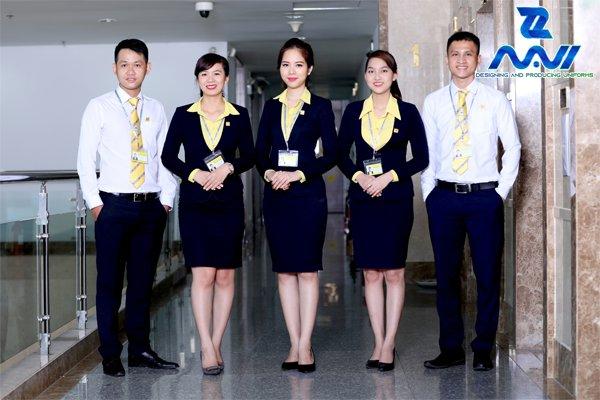 Tiêu chí đánh giá đồng phục công sở đẹp