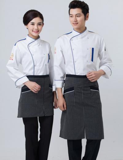 Đồng phục tạp dề 14