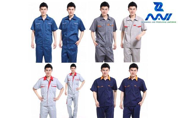 Công dụng của đồng phục công nhân