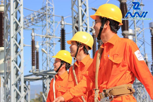 Đồng phục ngành điện