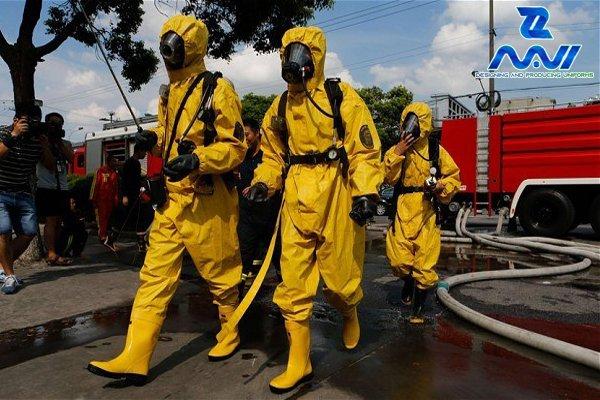 Đồng phục ngành hóa chất