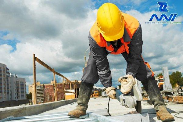 đồng phục ngành xây dựng