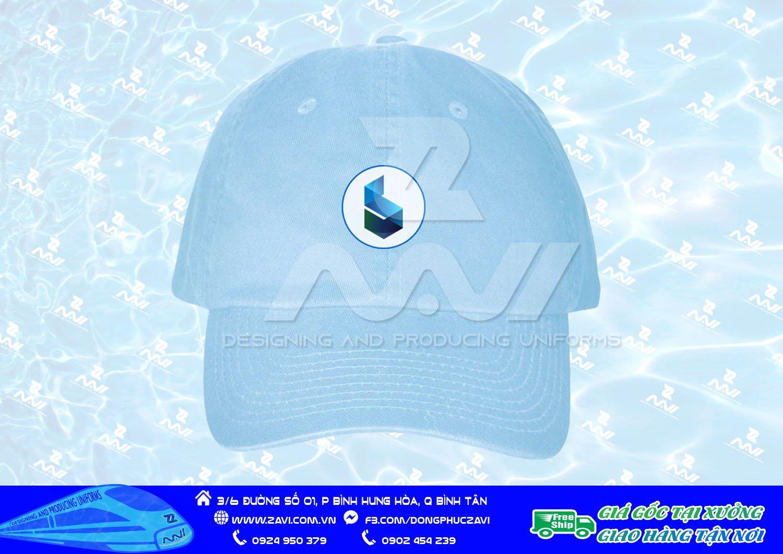 sản phẩm nón quảng cáo